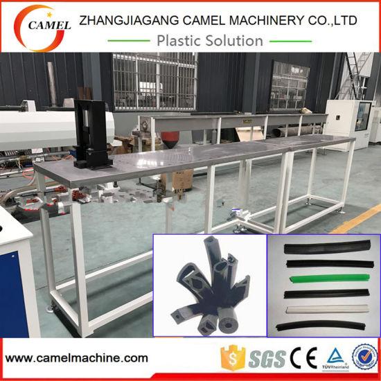 Plastic Window Soft PVC Edge Banding Seal Strip Production Line