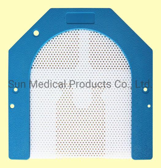 Civco & Orfit Type Uniform Reinforeced Imrt Thermoplastic Mask