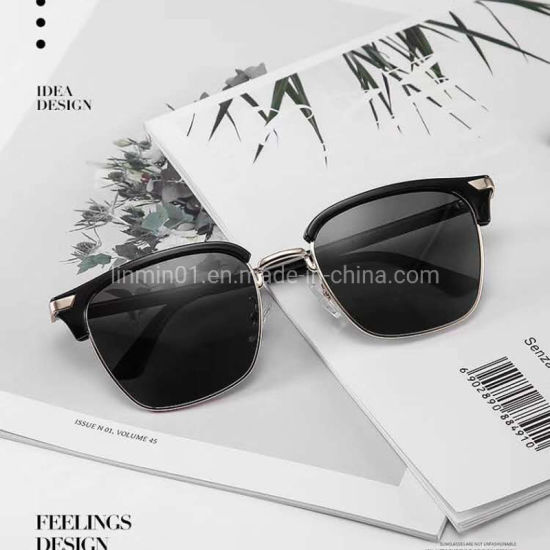 Custom High Quality Fashion Sunglasses for Both Men, Women pictures & photos