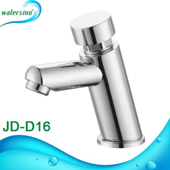 Water Saving Healthy Push Button Faucet or Public and Hospital pictures & photos
