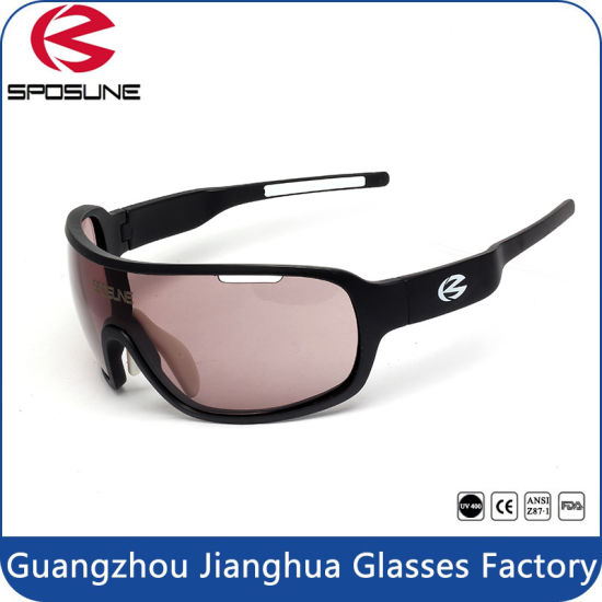 4a53b63c64 100%UV Protection Unbreakable Sports Glasses for Men Women Cycling Riding  pictures   photos
