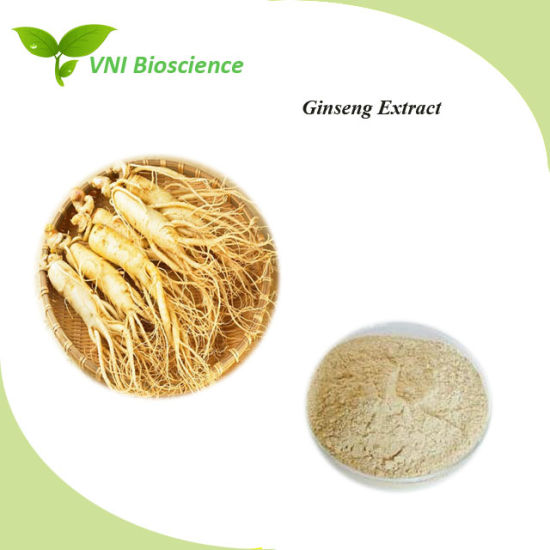 ISO SGS Certified 100% Natural Ginseng Extract with Anti-Cancer pictures & photos