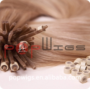 X-Ring Human Hair Quality Loop Hair Extension (PPG-l-01901) pictures & photos