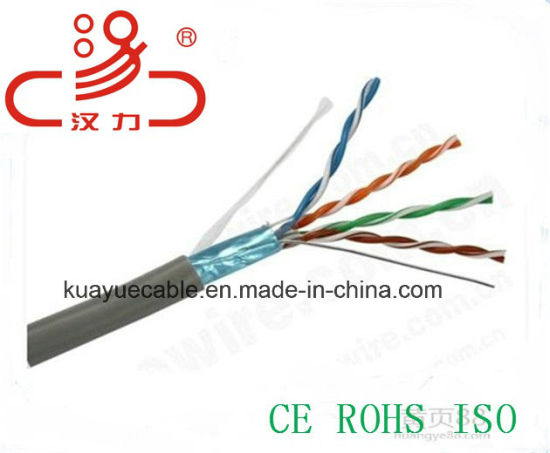 LAN Cable Ftpcat5e/Cable Network/ Communication Cable/ UTP Cable/ Computer Cable pictures & photos
