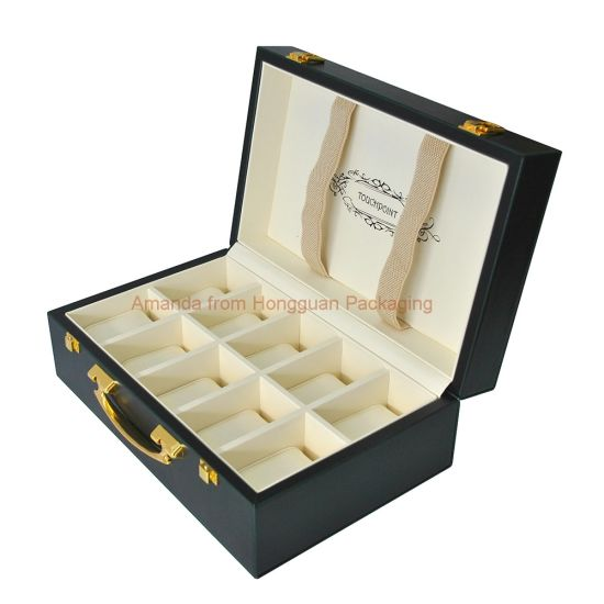 Wooden Gift Box for Watch Packaging Collection Storage