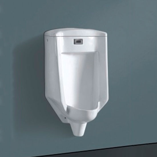 China Wall Hung Sensor Urinals pictures & photos