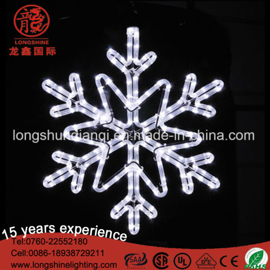LED Christmas New Design Snowman Lights Motif Light 2D Xmas Rope Light 30*30cm Waterproof Outdoor pictures & photos