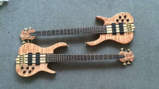 5 Strings Ken Smith Bass Replica Bolt-on Bass Top Quality Chinese Made  Smith Bass