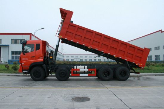 Sinotruk Cdw 8X4 Heavy Dump Truck Tipper Truck for Construction pictures & photos
