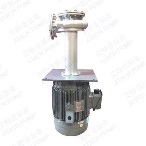 Vertical Stainless Steel Sewage Pump Tsv-B-0350