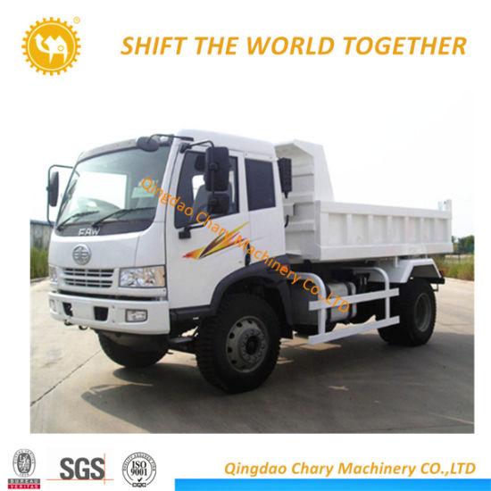 FAW J5K 10 Ton 4X4 Diesel Mini Truck/ 4X2 Dump Trucks