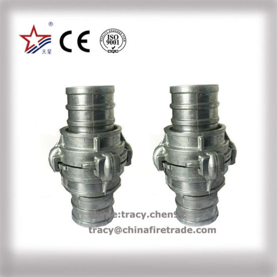 Russian GOST Fire Hose Coupling
