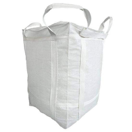 PP Tubular Jumbo Big Bags Super Sacks 1000kg Bags for Sand Cement
