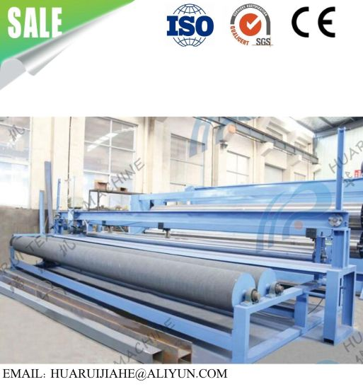 Non Woven Fabric Rolling and Cutting/ Slitting Machine Automatic Non Woven Roll Fabric Cutting Machine Non Woven Fabric Roll Slitting Machine
