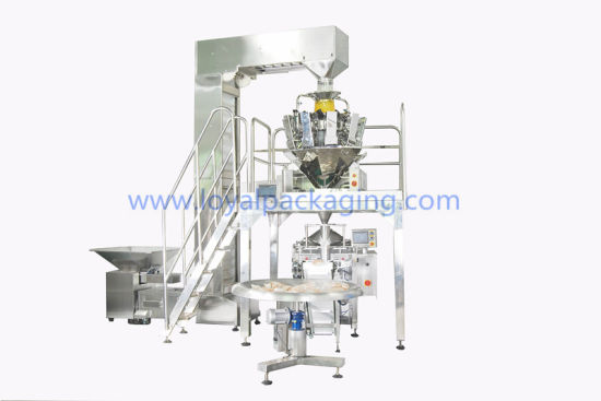 Multihead Combination Weigher for Meat, Poultry, Fish, Seafood, Dairy, Fresh Salads pictures & photos