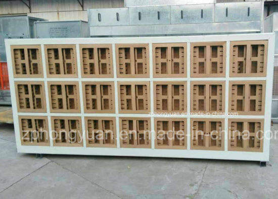 Dry Type Painting Booth with Ce Certificate for Sale