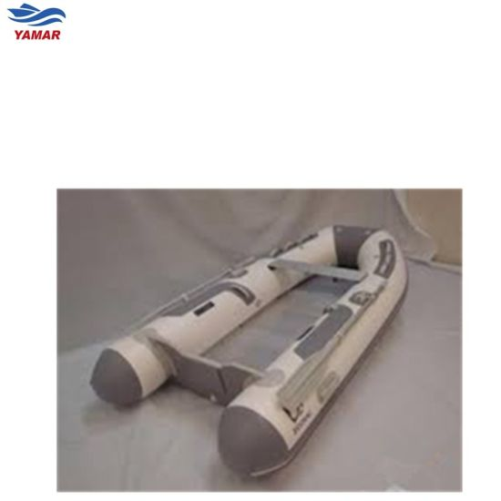 Wholesale Rigid Inflatable Rescue Pilot Row Boat for Sale