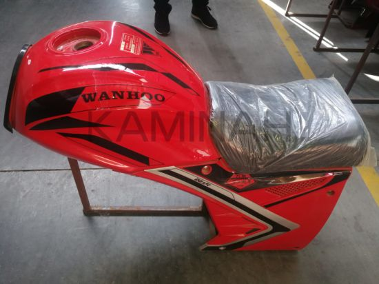 Motorcycle Body Parts Fuel Tank Side Cover Seat Spare Parts for Tricycle Oil Tank Cargo Loader Parts 04 pictures & photos