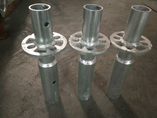 Scaffolding Galvanized Base Collar pictures & photos