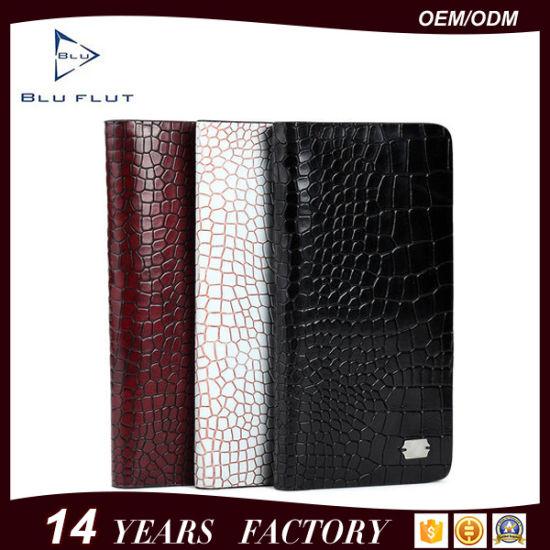 New Brand Men Wallet Long Genuine Leather Wallet