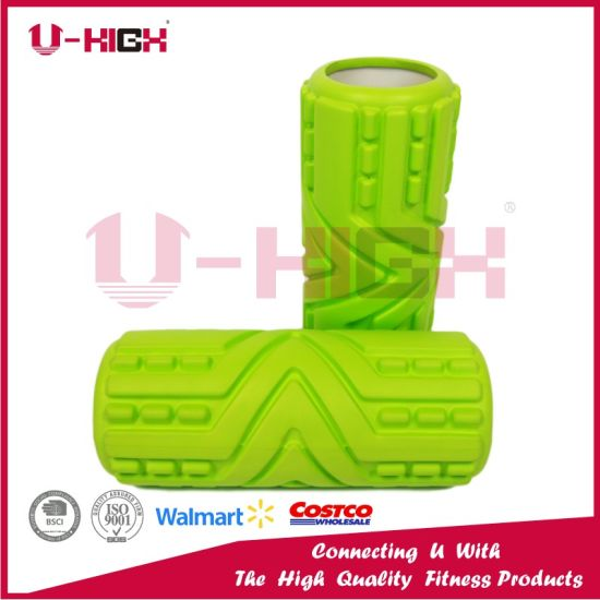 14*33cm High Density Hollow Foam Roller Fitness Equipment Yi Style pictures & photos