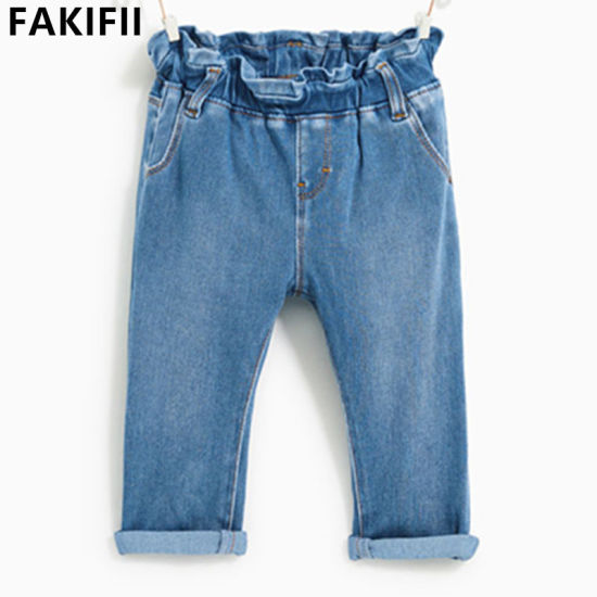 New England Brand Children/Kid Clothes Baby Casual Denim Jeans