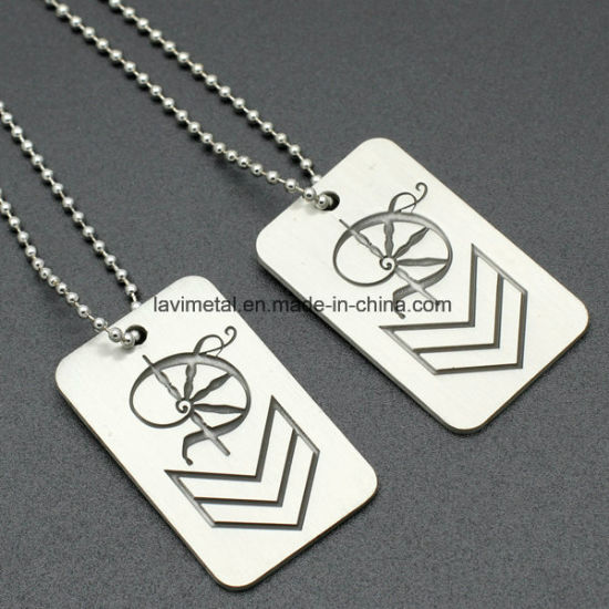 china factory direct sale cheap metal wholesale blank dog tags