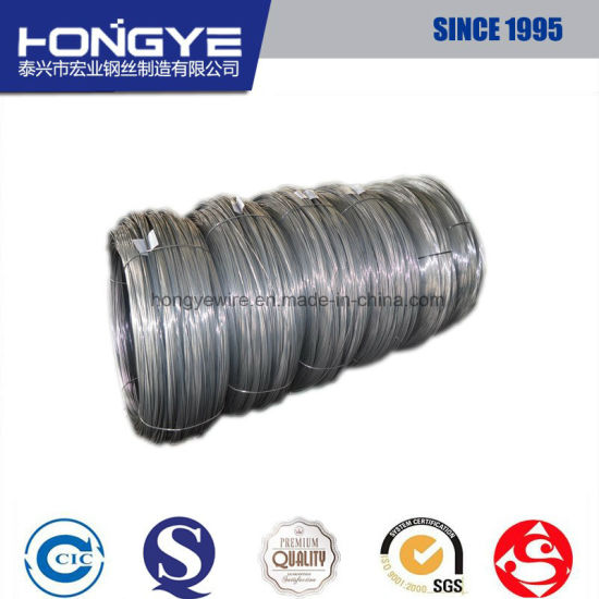 for Sale High Quality Steel Spring Wire pictures & photos