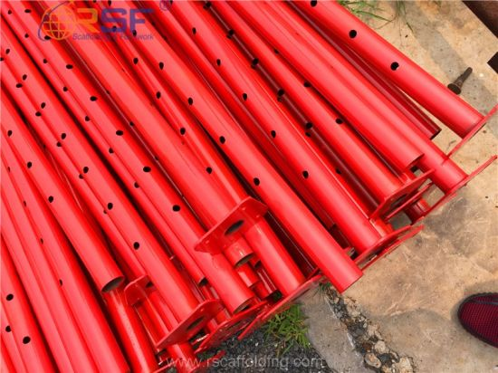 Q235 Adjustable Steel Scaffolding Acrow Props for Sale