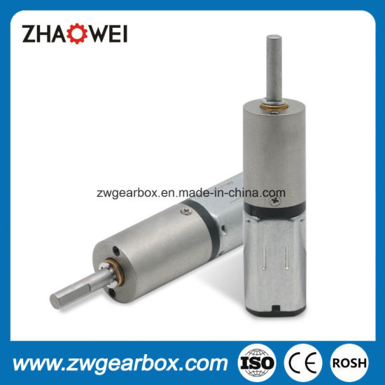 Smart Metering Low Noise Electric Planetary DC Gear Motor pictures & photos
