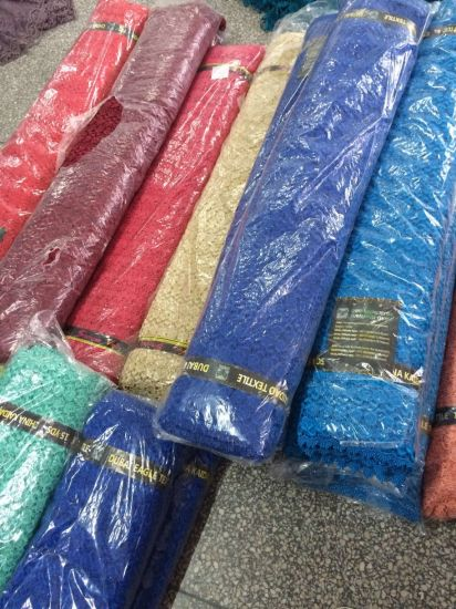 Water Soluble Embroidery Stocks