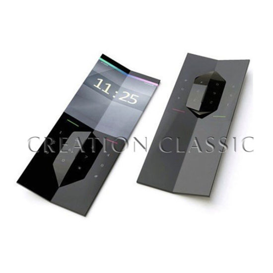 Flexible Touch Screen Glass for Smartphone/Smart Wear/Car Terminals pictures & photos