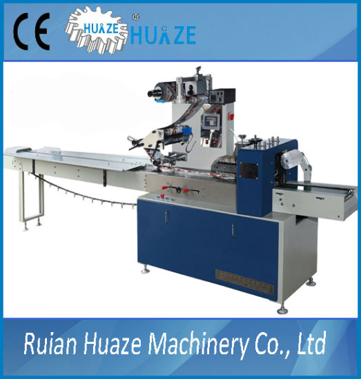 Bearing Pillow Packaging Machine, Automatic Pillow Wrapping Machine pictures & photos