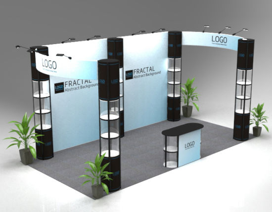 Trade Show Booth Hs Code : China exhibition booth design modular systems