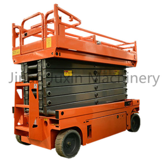 Hot Selling and Cheap in-Ground Scissor Lift for Sale