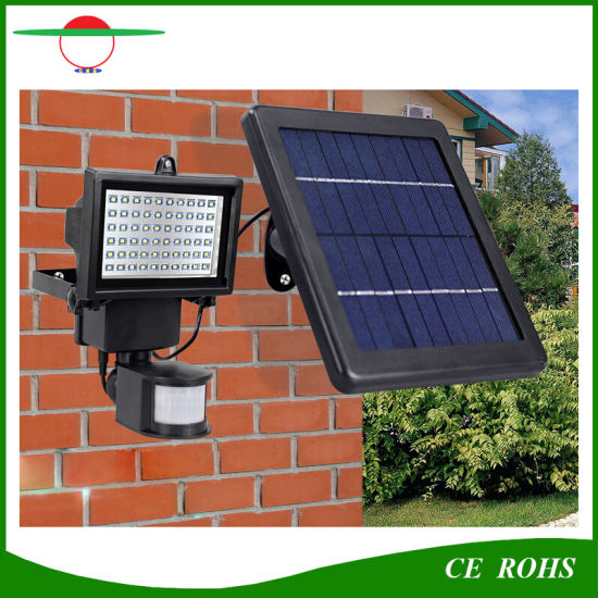 china outdoor waterproof 3w led flood light 60led spotlight with