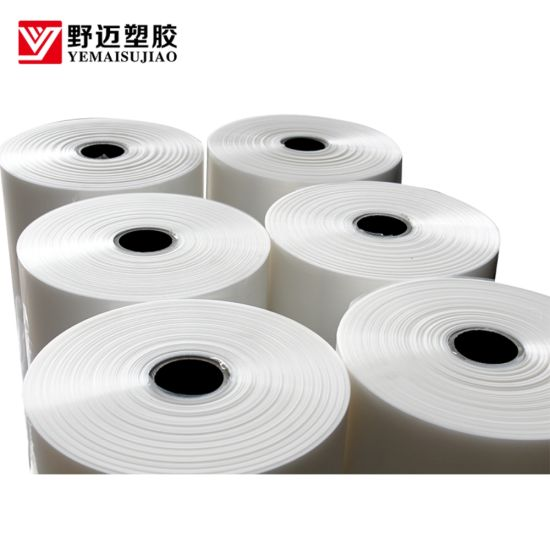 LLDPE Jumbo Stretch Shrink Wrapping Packing Film Factory