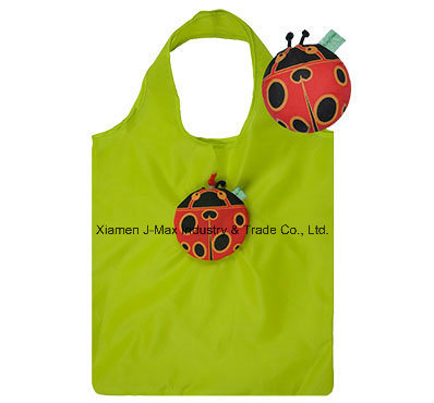Foldable Gifts Shopping Bag with 3D Pouch, Animal Bee Style, Reusable, Lightweight, Promotional pictures & photos