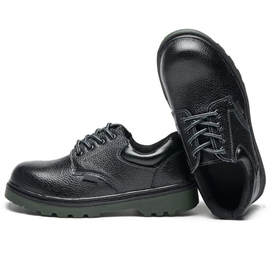 Best Selling PU Injected High-Cut Men Working Shoes