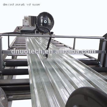 FRP Fiberglass Clear Sheet Production Line Machine