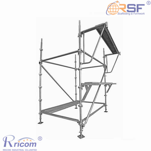 As1576 Australia Kwikstage System Scaffolding for Construction