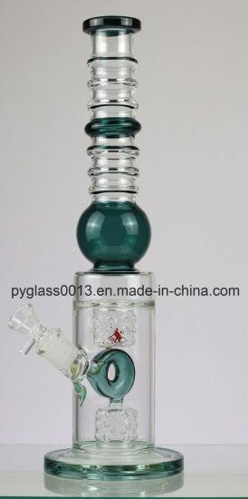 Factory Directly Beaker Smoking Shisha Hookah Glass Water Pipe with Wholesale Price
