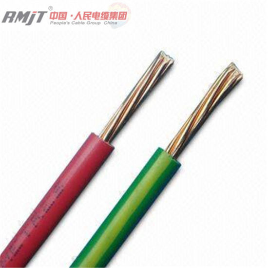 Copper Core PVC Insulated Nylon Sheathed Electrical Thhn Cable Wire