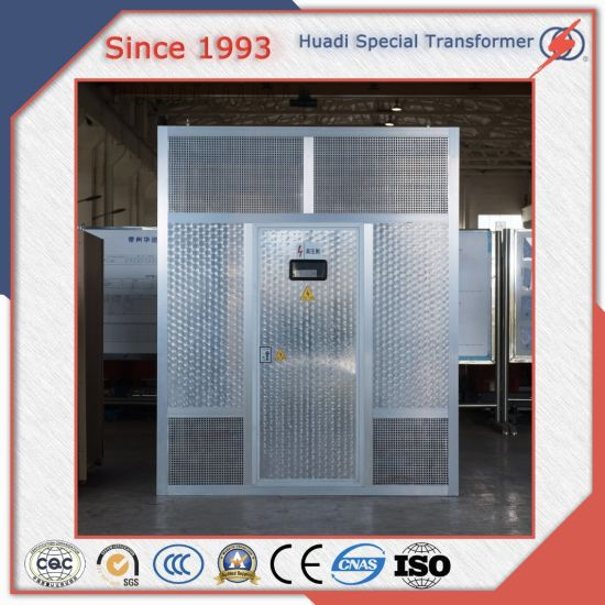 3 Phase Distribution Toroidal Transformer for Substation