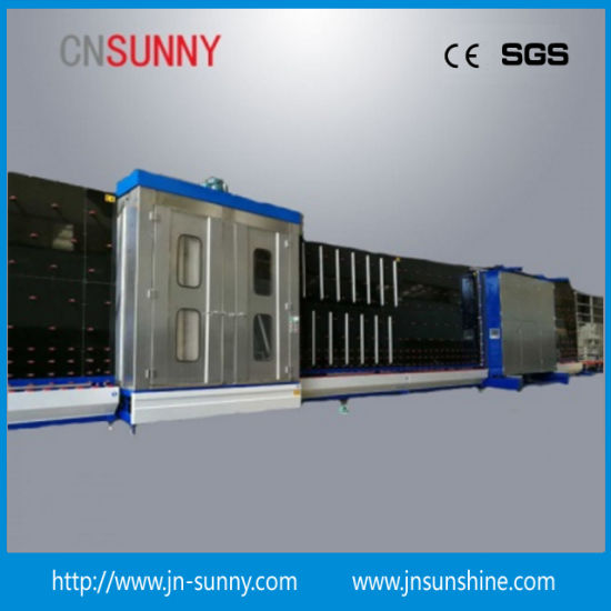Automatic Vertical Low E Hollow Glass Processing Machine