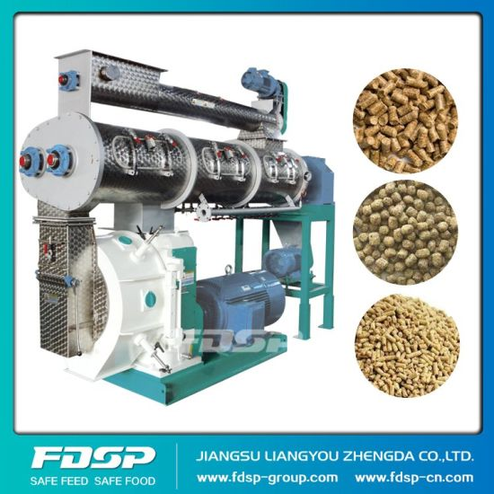 Low Investment Floating Fish Pellet Making Machine pictures & photos