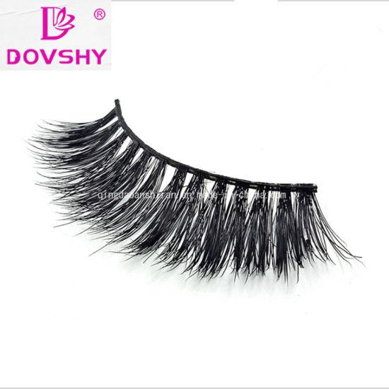 d37442e024d Best Quality China Manufacturer Beauty 3D Lash Wholesale Mink Eyelash