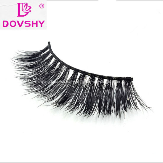 faef09947ad Best Quality China Manufacturer Beauty 3D Lash Wholesale Mink Eyelash