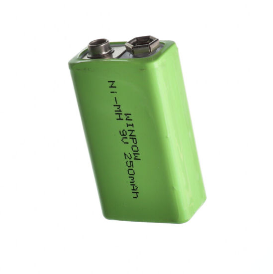 1.2V Ni-MH Rechargeable AAA Battery pictures & photos