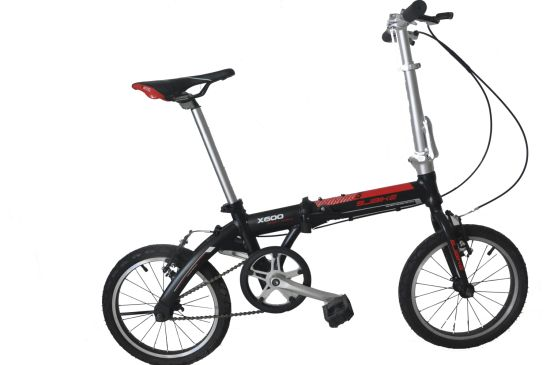 Alloy Frame 16 Inch Folding Bike